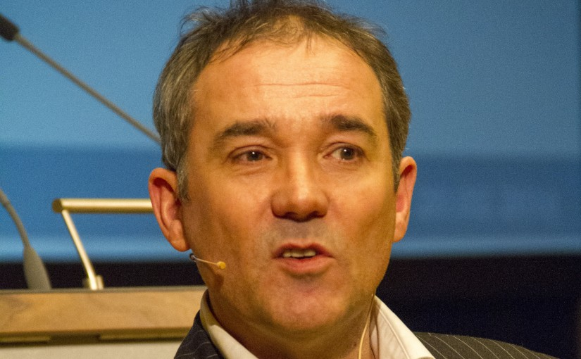 Foto: Thomas Webers, Business-Coach auf dem HAM-Coaching-Kongress 2014